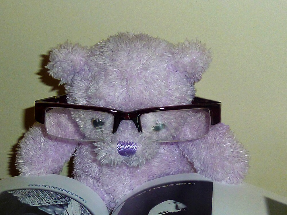Educated Ted! by Sharon Brown