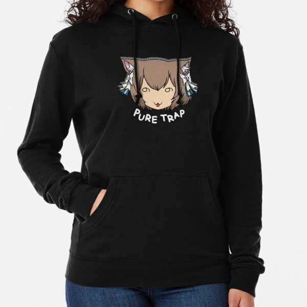 Incubus Womens Long Sleeve Print Cute Cat Ear Pullover Hoodie