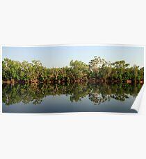 Katherine River - Northern Territory, Australia Poster