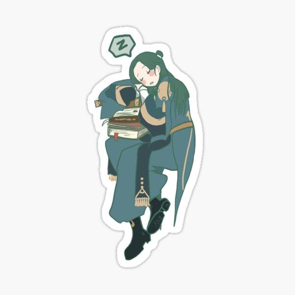 Linhardt sticker Sticker