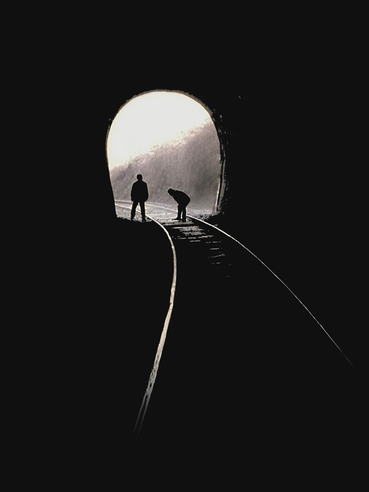 Memories of Murder - Train Tunnel by Sodabelly