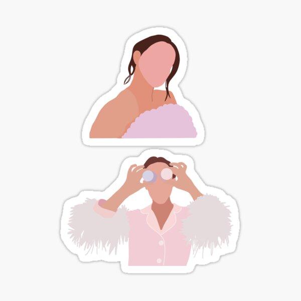Florence Millie Bobby Brown Sticker