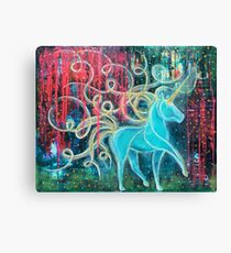 Embrace the Mystical Canvas Print