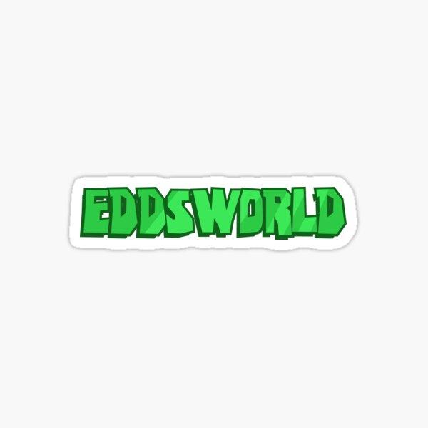 Just Eddsworld Sticker
