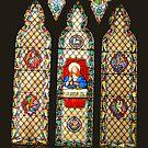 Christian Window by sweeny