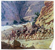 Georges Scott Greeks In Bulgaria Poster