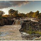 Low Force, Teesdale, UK by Ian Yarrow