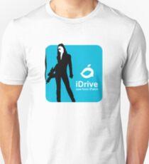 iDrive (Blue) Unisex T-Shirt