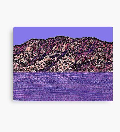 Inland Sea Canvas Print