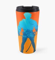 Live Fast. Die Young. Travel Mug