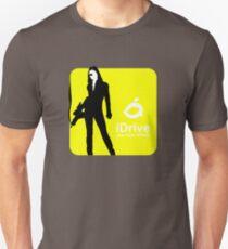 iDrive (Yellow) Unisex T-Shirt