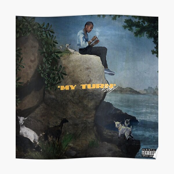 LIL BABY - MY TURN  Poster