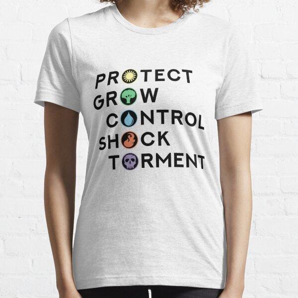 Attributs de mana magique T-shirt essentiel