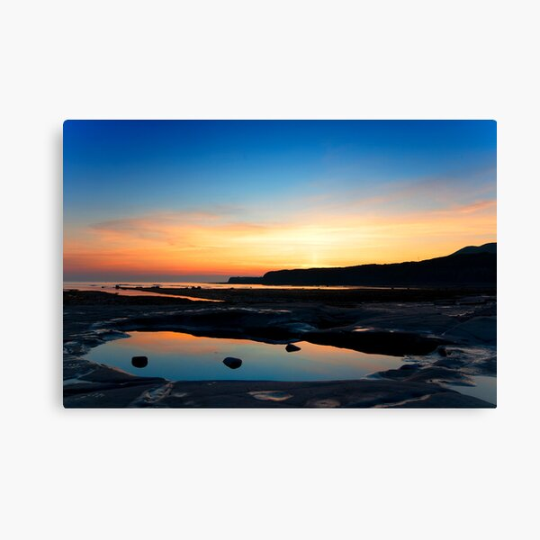 Kimmeridge Bay 14 Canvas Print