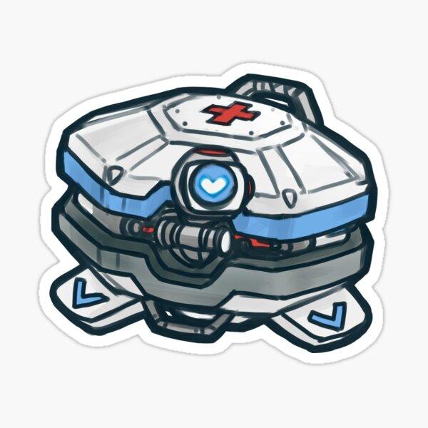 D.O.C. DRONE Sticker