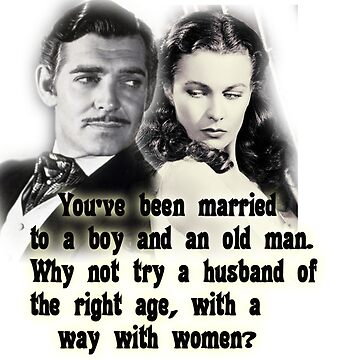 Gone with the wind - Rhett and Scarlet by Giocor86