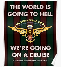 The World Is Going To Hell... Poster
