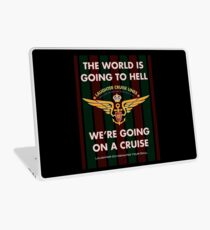 The World Is Going To Hell... Laptop Skin