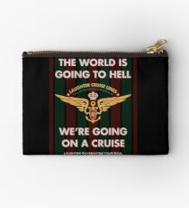 The World Is Going To Hell... Studio Pouch