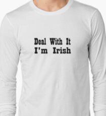 Ireland Long Sleeve T-Shirt