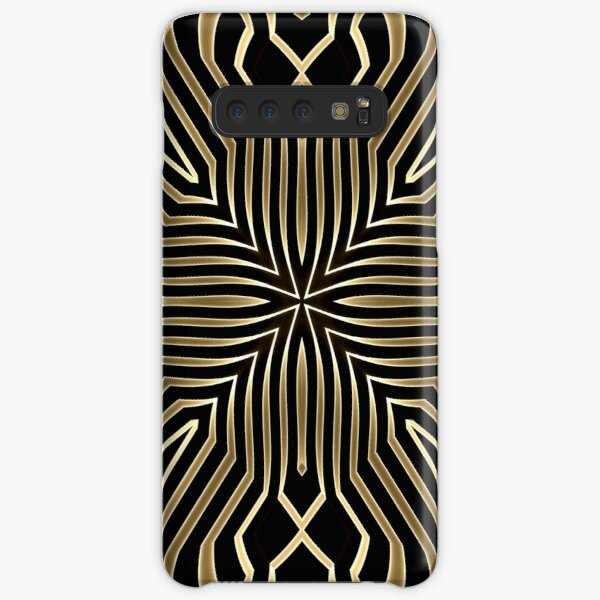 Ornament Lines Samsung Galaxy Snap Case