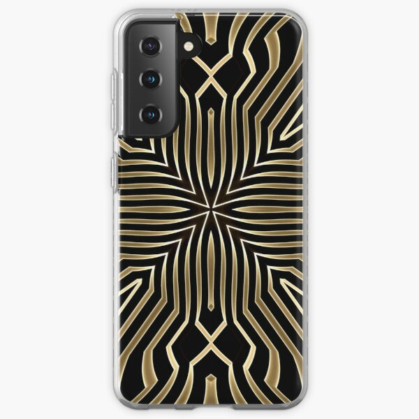 Ornament Lines Samsung Galaxy Soft Case