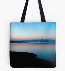 Dawn at Llanddwyn Island Tote Bag