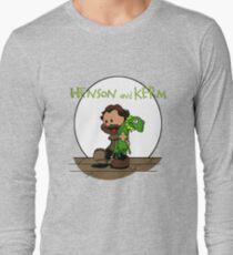 Imagination Mash-up Long Sleeve T-Shirt