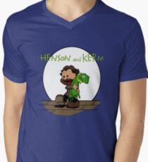 Imagination Mash-up Men's V-Neck T-Shirt