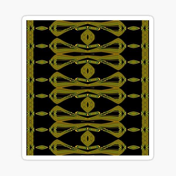 Queen's Guard Ornament Sticker