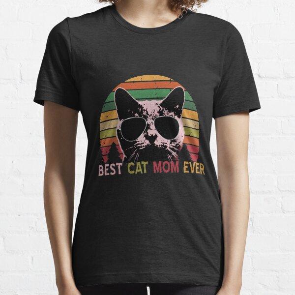 Cat Kitten Mum T Shirt Tee Great Novelty Birthday Christmas Gift
