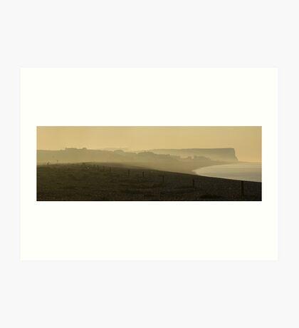 Seaford Dawn Art Print