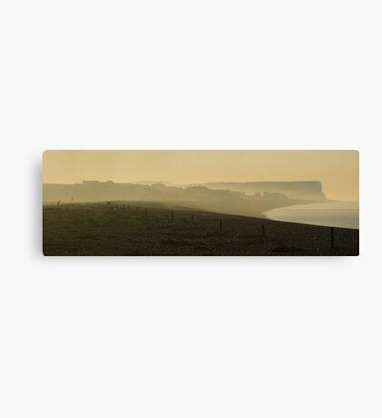 Seaford Dawn Canvas Print
