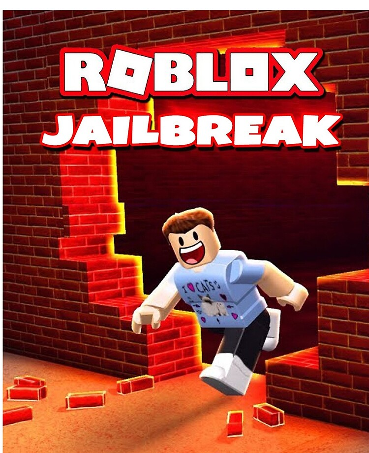 Roblox Jailbreak Game Ipad Case Skin By Best5trading Redbubble