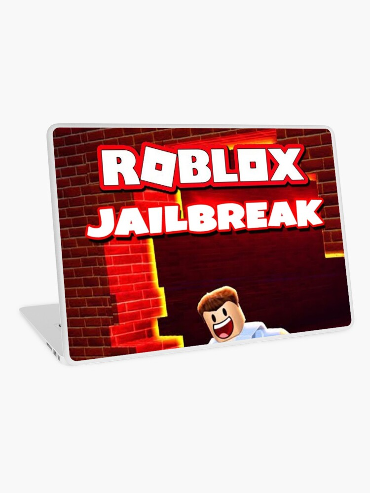 Gift Roblox Scarf By Greebest Redbubble Roblox Jailbreak Game Laptop Skin By Best5trading Redbubble