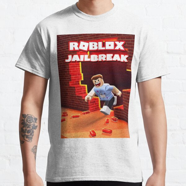 Roblox Jailbreak Game Classic T-Shirt