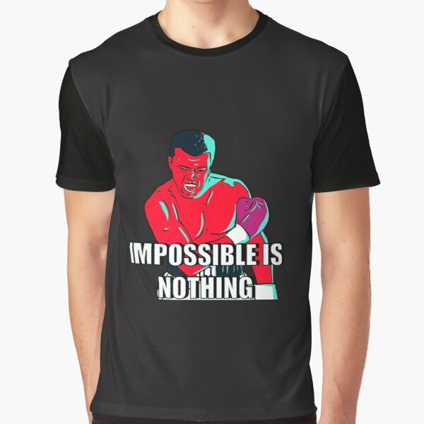Muhammad Ali Graphic T-Shirt