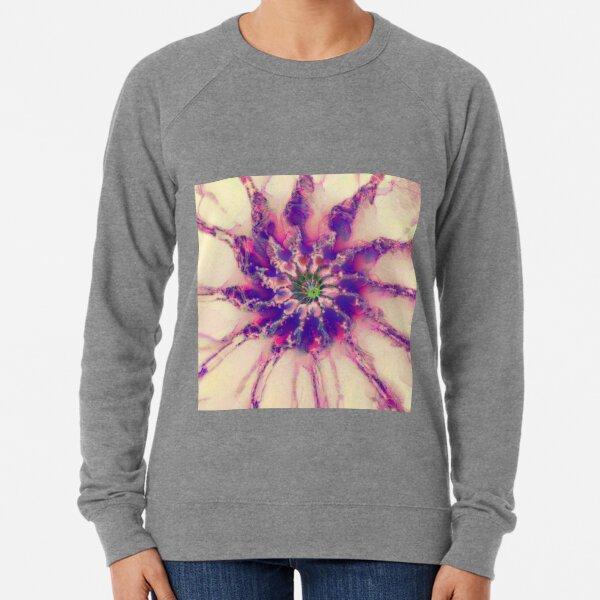 Fractalize abstraction Lightweight Sweatshirt