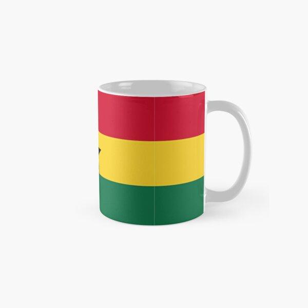 Flag of Ghana Classic Mug