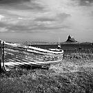 Castle & Boat by cazjeff1958
