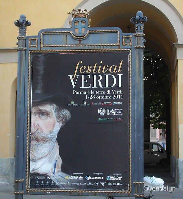 TREATRO REGIO DI PARMA-ITALIA- IL FESTIVAL DI GIUSEPPE VERDI   ---vetrina RB EXPLORE 29 OTTOBRE 2012 --- by Guendalyn