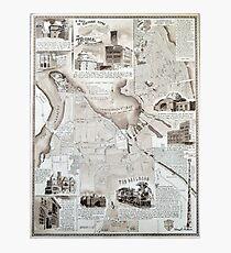 Historic Tacoma Photographic Print