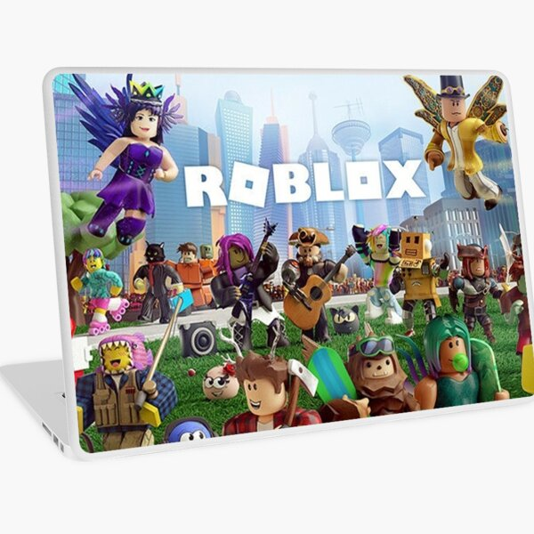 All togheter with Roblox Laptop Skin
