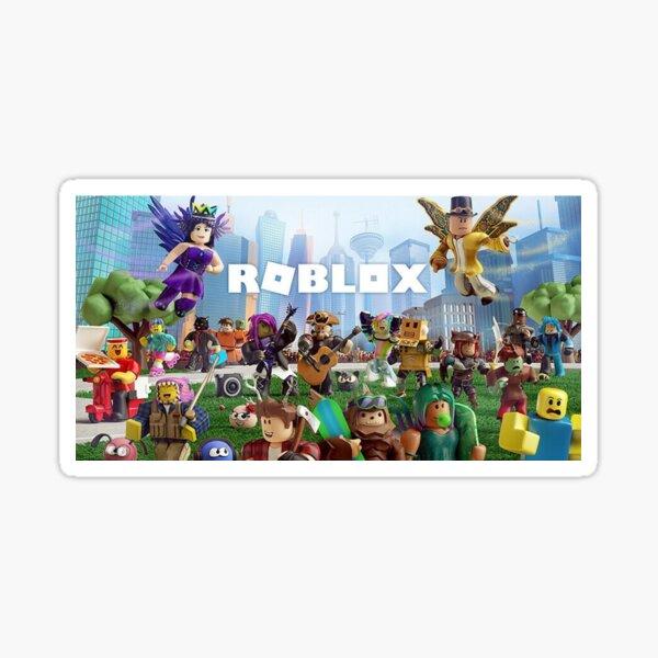 Tous ensemble avec Roblox Sticker