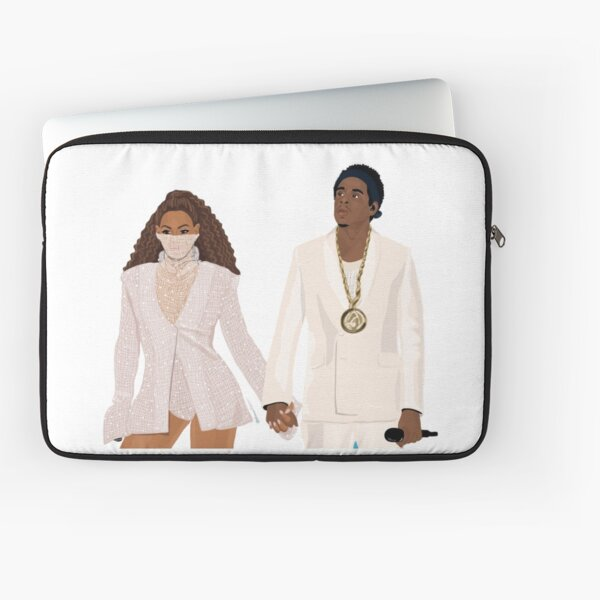 The king with his Queen Laptop Sleeve