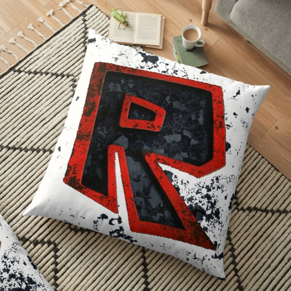 Gift Roblox Throw Pillow By Greebest Redbubble Roblox Pillows Cushions Redbubble