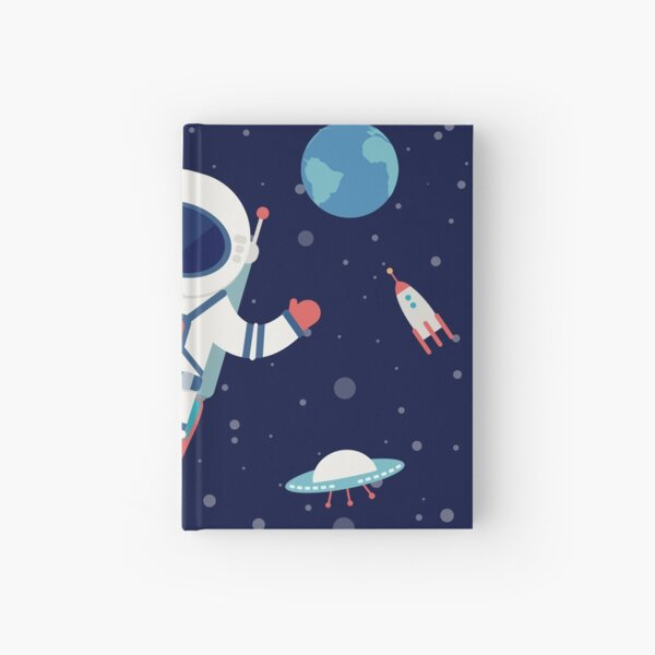 Spaceman Hardcover Journal