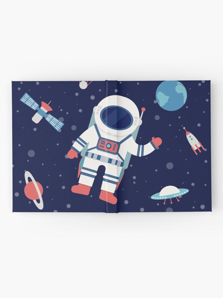 Alternate view of Spaceman Hardcover Journal