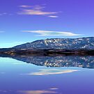Still Water Reflections by Hugh Fathers