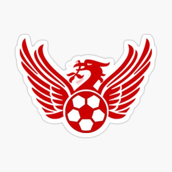 Liverpool fans, england champ Sticker